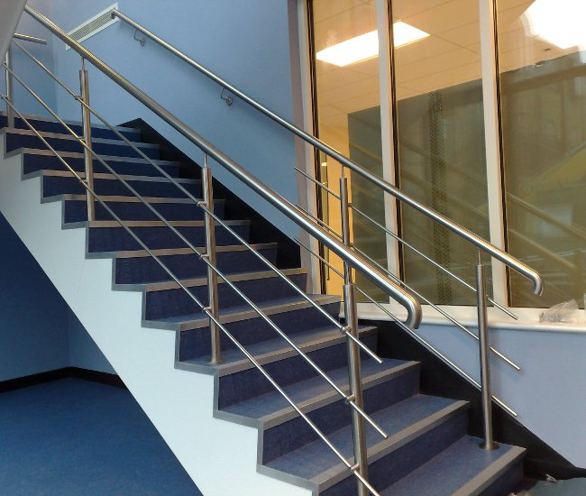 Stainless Steel Staircase Manufacturers In Delhi Gurgaon