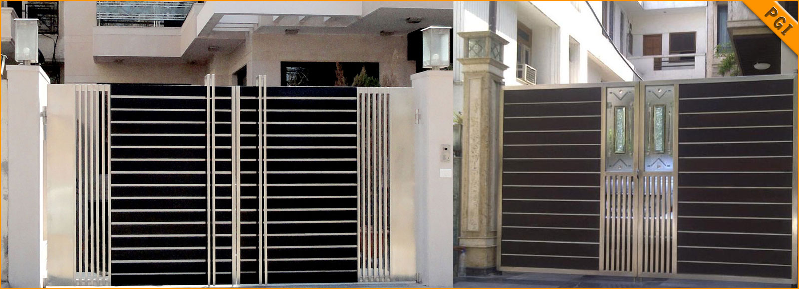 Stainless Steel Railing Door Gate Staircase Canopy
