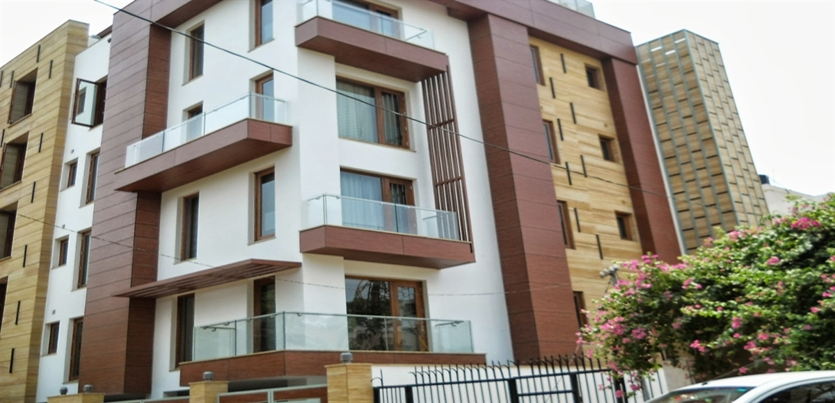 Front Elevation Balcony Design : Acp front elevation manufacturers in delhi noida gurgaon